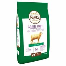 Nutro Dog Dry Grain Free Adult Med Lamb 11.5kg - 262111