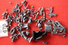 Warhammer 40k caos marines espaciales escuadrón bits Trabajo Lote WH40K Ejército Games Workshop