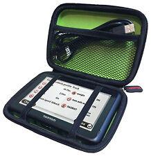 """5"""" In-Car Sat Nav Navigation GPS Hard Case For TomTom PRO 5150 TRUCK LIVE"""