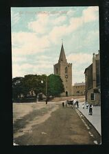 Nottinghamshire Notts MANSFIELD St Peter's Church 1909 PPC