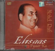 MOHD RAFI - EHSAAS PYAAR KA - BOLLYWOOD / HINDI AUDIO CD.