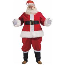 b5ff27b1541a5 Déguisement de Père Noël Luxe Homme - 9 Pièces - Taille Unique