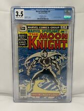 Marvel Spotlight 28 CGC 3.5 30 Cent Price Variant OW to White Pages 1st Solo MK