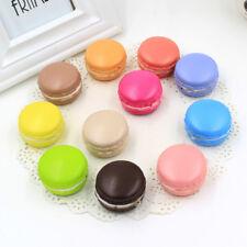 Cute Kawaii Soft Dessert Cake Macaron Squishy Cell phone Charms Key Bag Straps