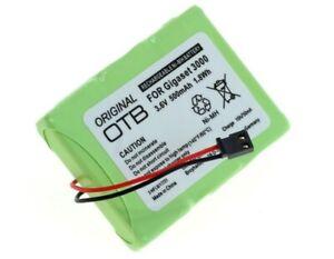 OTB Akku für Siemens Gigaset 3000 3000L 3010 3010M 3015 3020 Microserie