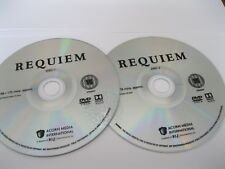 REQUIEM - DISC 1 & 2 Lydia Wilson - Supernatural Drama - DISC ONLY (DS) {DVD}