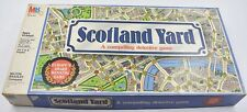 Scotland Yard - Milton Bradley A Compelling Detective Game 100% Complete 1985