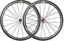 2017 Mavic Ksyrium Elite road racing WheelSet New RED