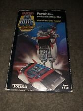 Vintage 1984 Tonka Super Go Bots Psycho 030 Enemy Robot Show Car #7252