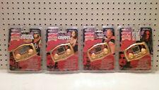 TIGER ELECTRONICS - WCW NITRO GAME - ALL 4 - HOGAN - GIANT - GOLDBERG - STING