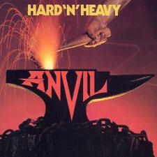 ANVIL - HARD 'N' HEAVY NEW CD