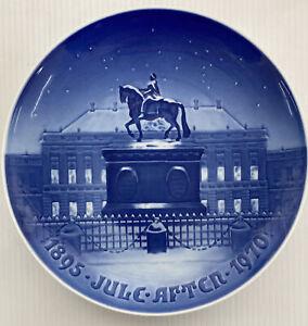 Bing & Grondahl Denmark Porcelain The Royal Palace 1970 Plate 23cm