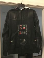 STAR WARS DARTH VADER ZIPPER HOODIE WITH MASK (A FORCE AWAKENS)