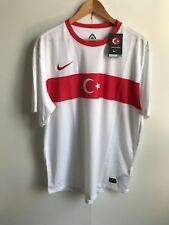 Nike Turkey Football Men's Away Shirt - XL - White - New