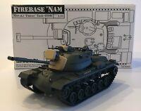 CORGI US50302 M48-A3 PATTON TANK-USMC 1:50 FIREBASE NAM 1:50