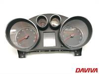 2009 Opel Insignia 1.8 Manuel Essence Compteur de Vitesse Tableau Bord 12844137