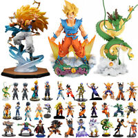 All Anime Dragon Ball Zero Son Goku Vegeta Action The Figure Collection Toy Gift