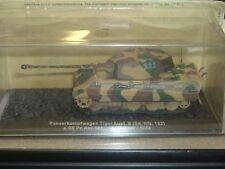 ALTAYA by DeAGOSTINI 1/72 WWII GERMAN SdKfz182 KING Tiger II Ardennes ALT0021