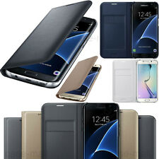 Nuevo Piel De Calidad Tarjetero Funda Libro Cartera para Samsung Galaxy Teléfono