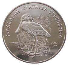 """KASACHSTAN  50 TENGE - """"LÖFFLER"""" - 2007(St), UNC, Auflage 50.000 Ex."""