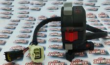 Left Handlebar Start Stop Light Choke Control  Switch  for Yamaha Raptor 660cc