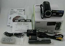 JVC Everio G Series GZ MG360 Hybrid Camcorder HDD