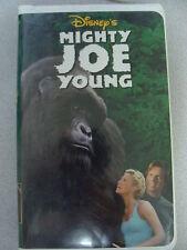 Disney Mighty Joe Young VHS 1999 Bill Paxton Charlize THeron