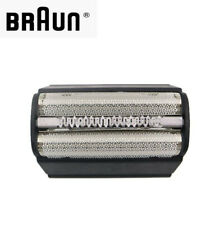 BRAUN Razor/Shaver Replacement Foil screen + Frame For Braun Series