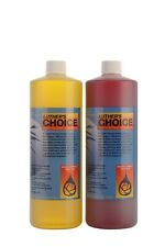 LUTHER'S CHOICE HYDROPONICS NUTRIENT A & B 2X1ltr PACK
