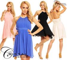 Knielange Damenkleider im Abendkleid-Normalgröße