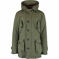 Timothy Everest Tailored Ventile Down Parka Khaki XL (44) RRP £695 BNWT