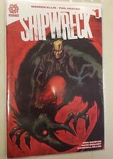 Shipwreck #1 Variant Aftershock 2016 VF-NM