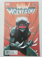 ALL-NEW WOLVERINE #16 (2017) MARVEL COMICS 1ST PRINT! GABBY! LOPEZ COVER ART