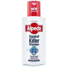 ALPECIN DANDRUFF KILLER SHAMPOO WITH 4 ACTIVE INGREDIENTS - 250ML *
