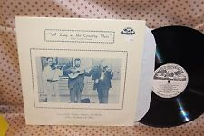 """A DAY AT THE COUNTRY FAIR Early Country Comedy 12"""" Vinyl LP Old Homestead  ~cc"""