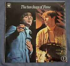 GEORGIE FAME - THE TWO FACES OF FAME - RARE UK 1967 MONO CBS LP - JAZZ R&B BLUES