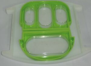 Weigt Watchers Cutting Board and Measuring Cups Fold Away EUC