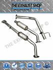 FITS: 2001-2004 Toyota Sequoia 4.7L Right & Left CATALYTIC CONVERTER SET <br/> Exact Fit | 5-7 Business Days Shipping | Top Quality