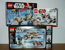 LEGO Star Wars™ 75138 HOTH Attack 8084 Snowtrooper Battle Pack 20th sealed 75259