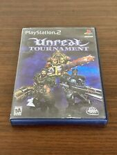 Unreal Tournament - PlayStation 2 PS2 - Excellent! - Free Shipping