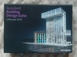 Autodesk Building Design Suite Ultimate 2013 - Serial Number Expired - AutoCAD