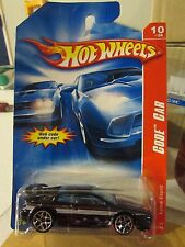 Hot Wheels Lotus Esprit Code Car Black