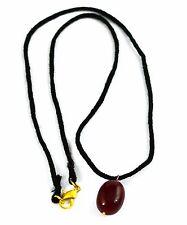 "Handmade 100% Natural Ruby Gemstone  Fashion Necklace  13"" Long"