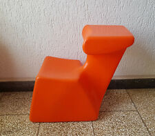 Luigi Colani Kinderstuhl ZOCKER 70er Jahre stuhl chair