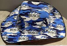 Busch Beer Cowboy Cowgirl Hat Beer Box Cardboard Novelty -NEW