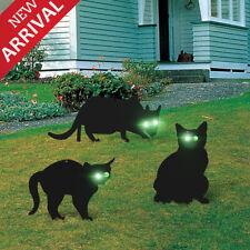NEW 3 PACK GARDEN SCARE CAT PEST DETERRENT REPELLENT SCARER NUISANCE CONTROL FOX