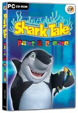 Shark Tale paint & Create, PC CD-Rom Game.