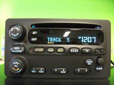 Oldsmobile Alero Intrigue factory OEM CD player radio 01 02 03 04 10318437