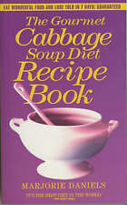 Good, The Cabbage Soup Diet Recipe Book, Daniels, Marjorie, Book