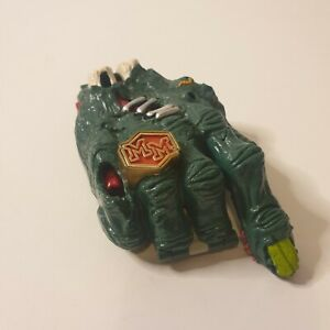 Mighty Max PLAYSET Doom Zone CRUSHES THE HAND Vintage 1994 Bluebird
